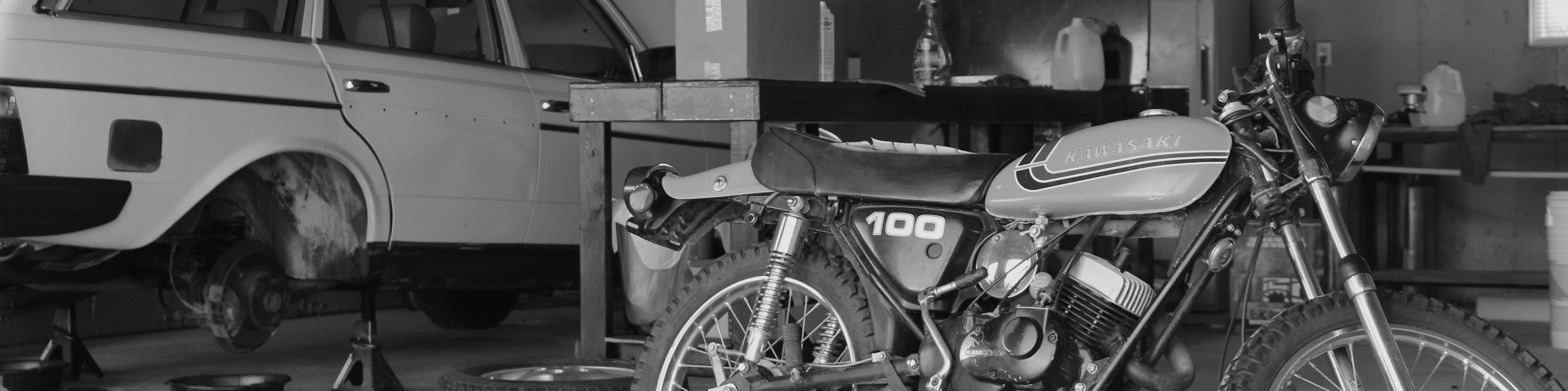 Piston Slap Garage